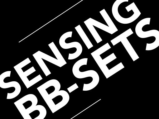 SENSING BB-SETS >>>