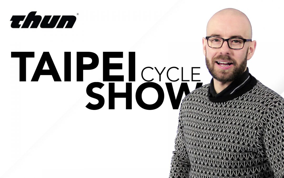 Taipei Cycle Show 2017 Invitation