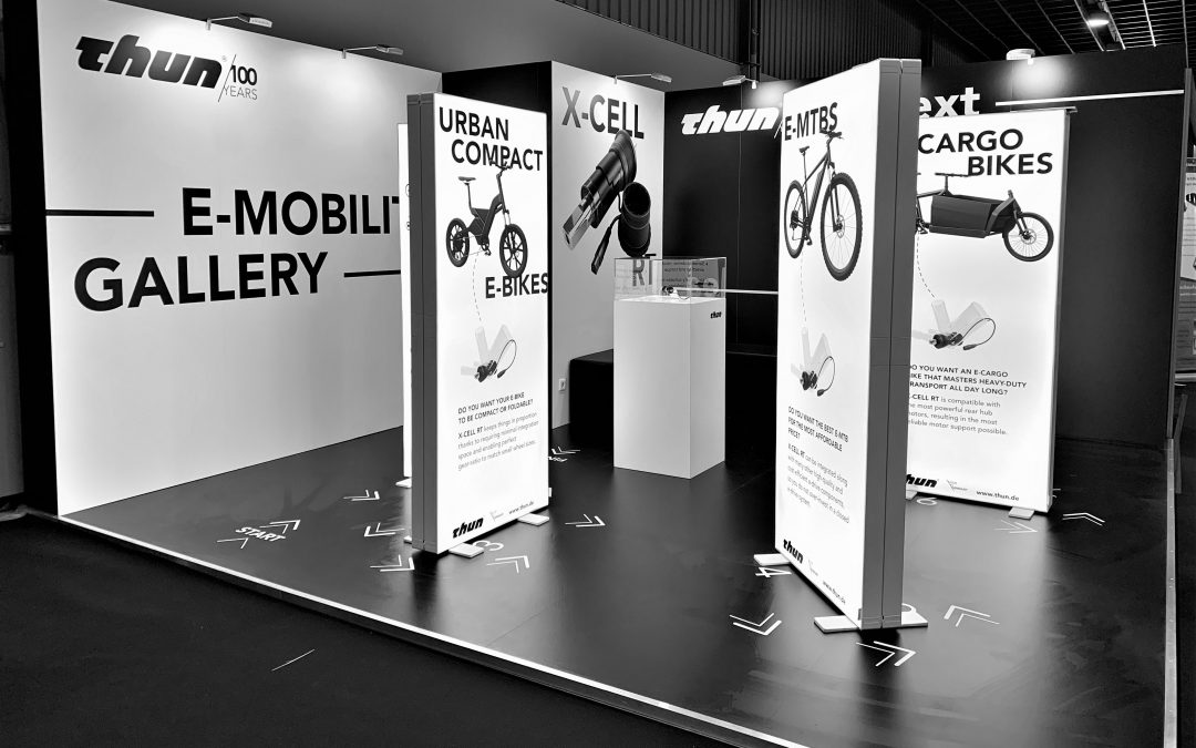 Thun's E-Mobility Gallery for X-CELL RT torque sensor stolen at Bike Motion!