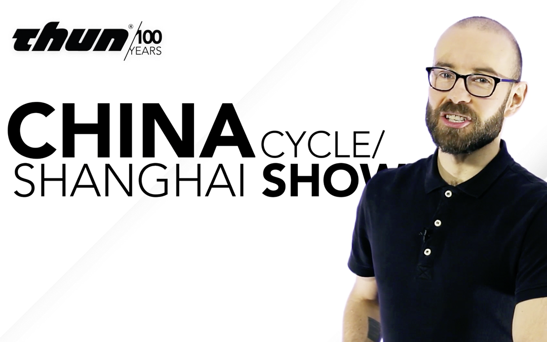 China Cycle/Shanghai Show 2019 Einladung